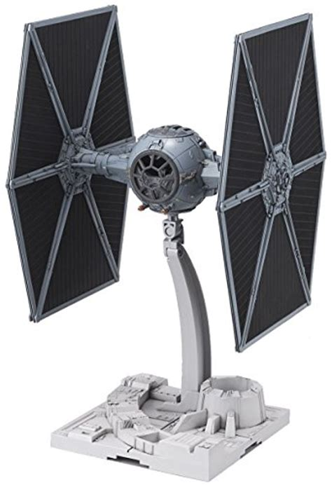 Promo Original Bandai Model Kit Starwars Tie Advance X1 bandai hobby wars 1 72 tie fighter buildin by deals