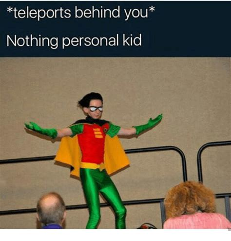 you nothing meme 25 best memes about nothing personal kid nothing