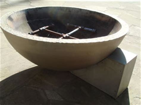 broken glass pit portable outdoor pits with broken tempered glass