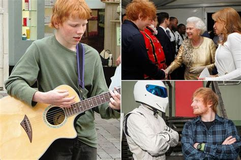 facts about ed sheeran s life ed sheeran one day i was sleeping in the tube the next