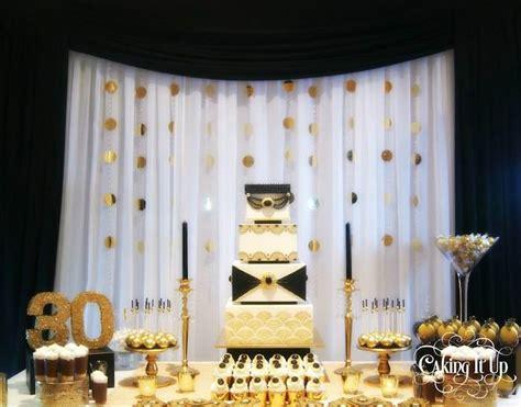 great gatsby party themes great gatsby themed birthday party via kara s party ideas