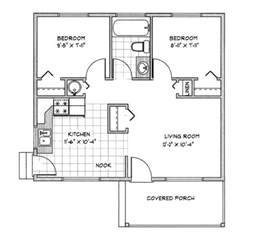 Small Homes Under 1000 Sq Ft by Pics Photos Small House Plans Under 1000 Sq Ft