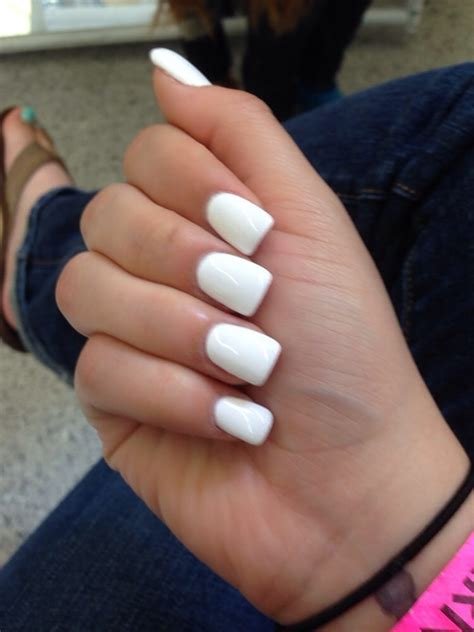 All Nail by Nails By Julie All White Gel Yelp