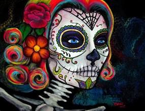Sugar Skull Candy Cle Art Paintings Amp Prints Fantasy