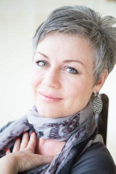 44 years old and 75 grey hair going grey on pinterest short hairstyles for women over