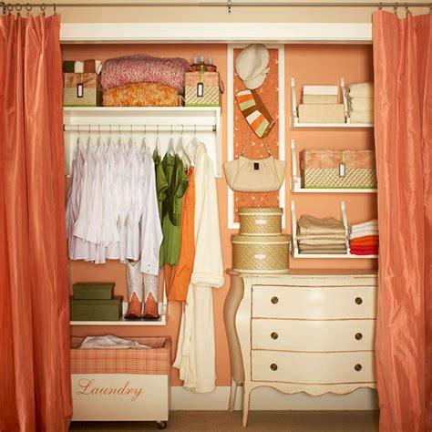 dresser inside closet small reach in closet organization ideas the happy housie