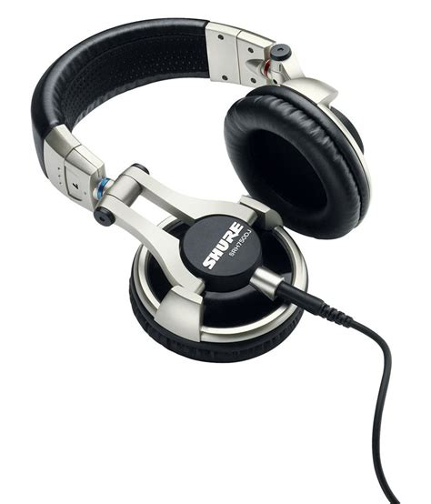 Shure T42 2headset shure srh750dj a professional dj ear headphone buy shure srh750dj a professional dj