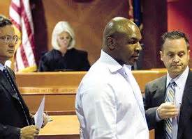 Mike Tyson Pleads Not Guilty by Mike Tyson