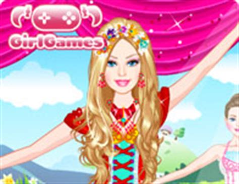 play pink celebrity dress up games barbie in the pink shoes dress up girl games