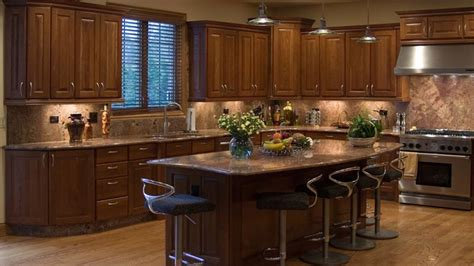kitchen cabinets gallery angolosfilm cherry kitchen cabinets photo gallery 2 images