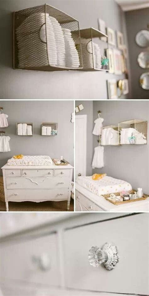 25 best ideas about painted changing tables on