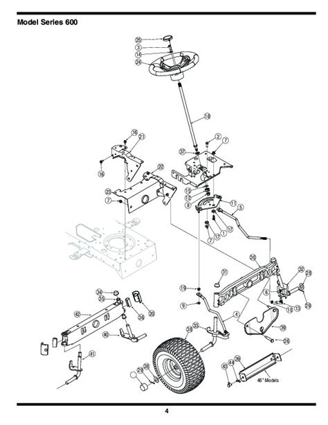mtd lawn mower parts diagram mtd lawn tractor parts diagram wiring diagram and fuse