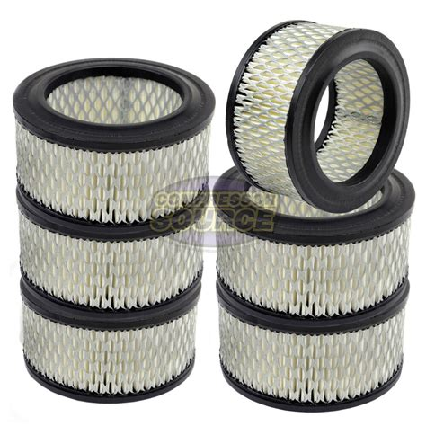 6 air compressor air intake filter elements 14 a424 ebay