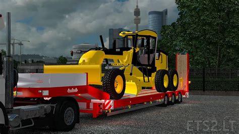 cat trailer cat 140m v1 1 ets 2 mods