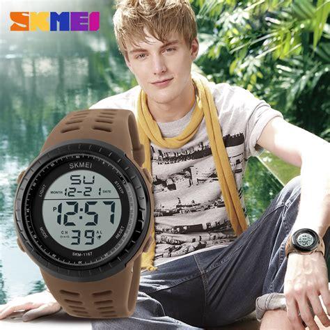 Mc O6 Jam Tangan Pria Skmei Sport 1167 Casio Skmei Sunnto Skmei Or skmei jam tangan digital pria 1167 black jakartanotebook