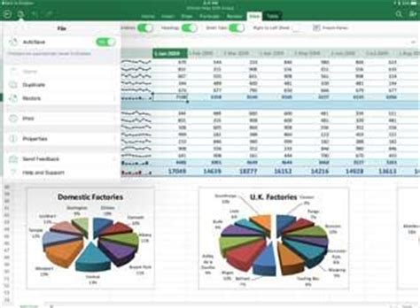 tutorial excel en ipad microsoft excel for ipad review rating pcmag com