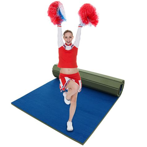 Roll Out Cheer Mats by Home Cheer Mats Home Cheer Rolls 5x10 Ft X 1 3 8 Inch