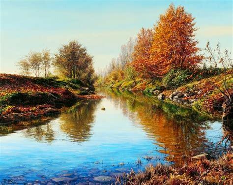 cuadros oleos paisajes cuadros pinturas oleos oleos de hermosos paisajes