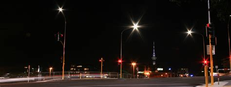 Outdoor Lighting Auckland Aec Project For Led Lighting In Auckland New Zealand