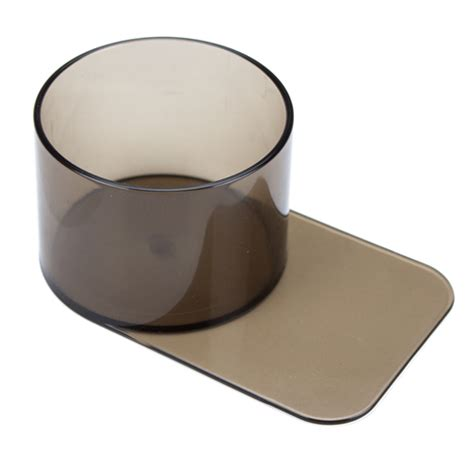 table top cup holder large slide plastic table cup holder