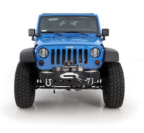 Xrc Jeep Bumpers New Smittybilt 76825 Xrc M Od Front Bumper W Winch Plate