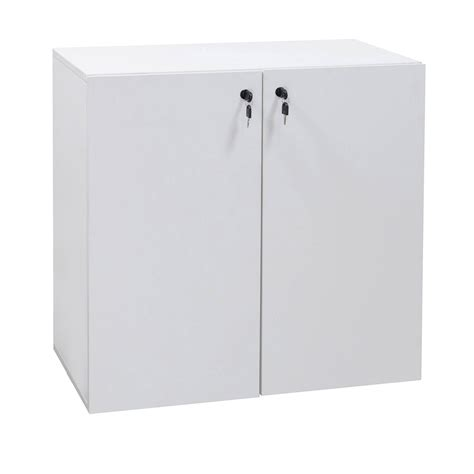 White Storage Cabinet Louis 32 In Melamine Storage Cabinet White National Office Interiors And Liquidators