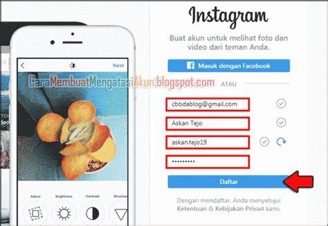 cara membuat akun icloud lewat pc buat akun instagram lewat google daftar ig melalui laptop