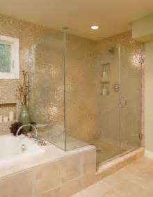 i like the walk in shower with bench all attached to the