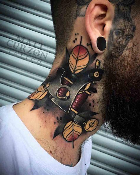 tattoo gun best tattoo gun tattoo on neck best tattoo ideas gallery