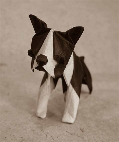 dogs in origami 30 breeds from terriers to hounds books 22 excellent origami models for