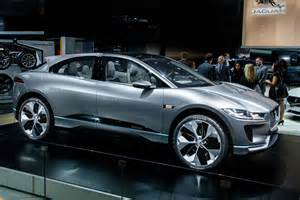 Jaguar Electrical Jaguar I Pace Revealed Pictures Auto Express