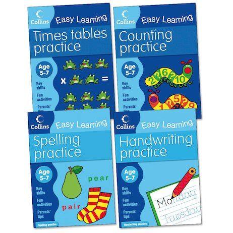 0008134200 collins easy learning age collins easy learning pack ages 5 7 scholastic shop