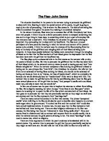 Donne Essay by Donne Essay