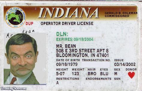 Joke Id Card Template by Alabama Driver License