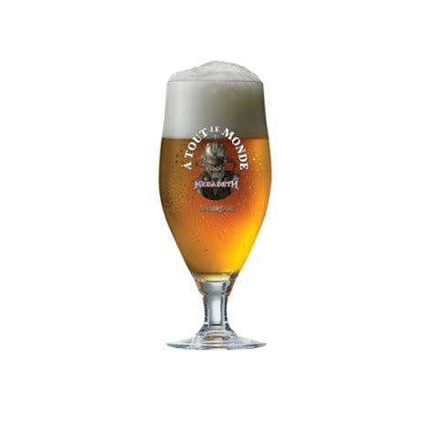 Glasses Giveaway - unibroue a tout le monde megadeth glass giveaway four moon tavern