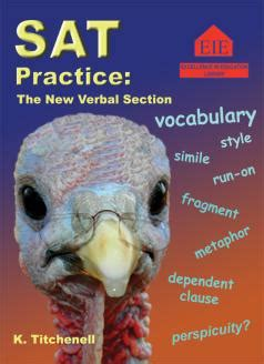verbal section sat new sat practice verbal section