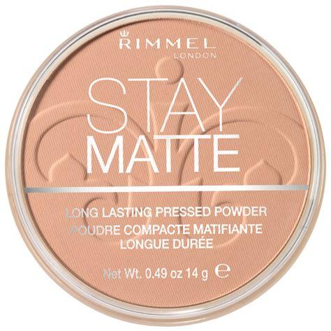 Rimmel Stay Matte Pressed Powder Original rimmel stay matte pressed powder glow chemist