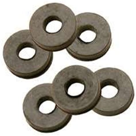 plumb pack pp805 30 flat faucet washer 1 2 quot pack of 6