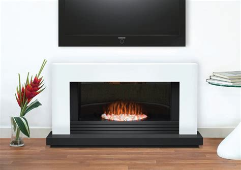 White Fireplace Suites by Adam Fireplace Suite In White 48 Inch