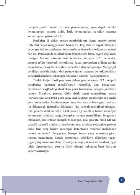 Buku Indikator Ekonomi Edisi 2 Aw buku pegangan guru ipa smp mts kelas 7 kurikulum 2013 edisi revisi 20