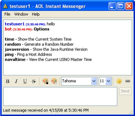 classic aim chat rooms image gallery aol instant messenger
