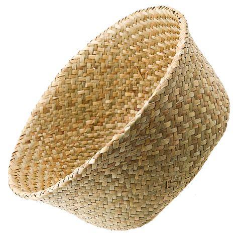Handcrafted Baskets - nordic handmade woven basket kiyolo
