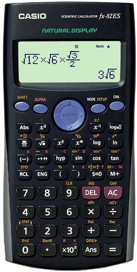 Casio Fx 82es Kalkulator Scientific up fx 82es products casio wew worldwide