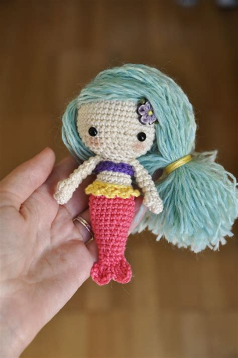 crochet pattern x free crochet amigurumi mermaid pattern archives crochet