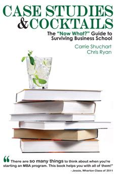 Casewsm Mba Tour by Studies Cocktails Book By Carrie Shuchart Chris