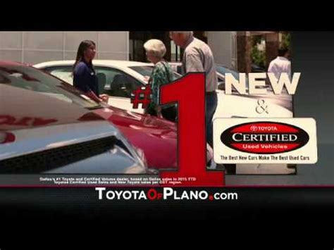 metroplex toyota you get it all at toyota of plano serving dallas fort