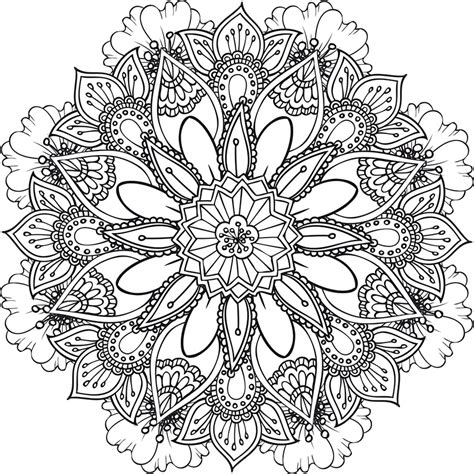glowing mandalas coloring book for adults coloriage mandala mandalas coloriage