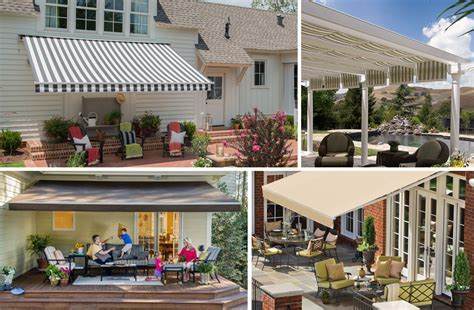 Patio Awnings Sale by Sun Or Shade Options Delta Tent Awning
