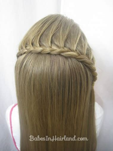 plaiting hair to grow it lace braid headband for kids cheap little girls dress up