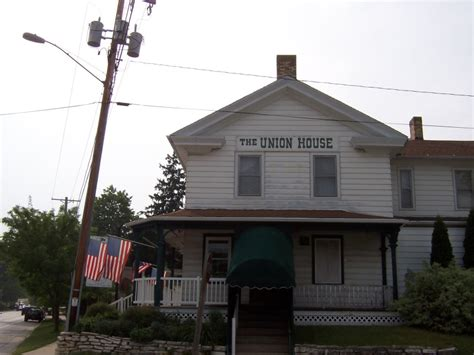 union house genesee wisconsin highway 59 road trip monroe to milwaukee state trunk tour